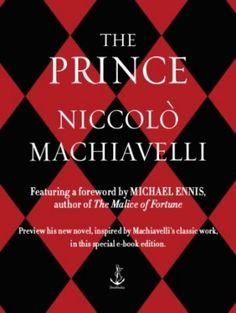 A Free Pass to Revisit Machiavelli's The Prince