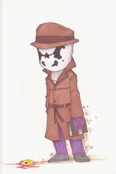 Rorschach by Chris Uminga