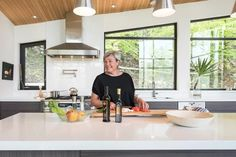 My Houzz : Mad River Chalet - Contemporary - Toronto - by Andrew Snow Photography