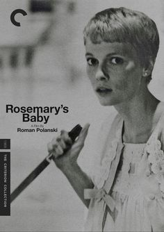 Rosemary's Baby Criterion Cover design concept by midnight marauder Cult Movies, Scary Movies, Horror Movies, Good Movies, Movie Poster Art, Film Posters, Rosemaries Baby, Film Recommendations, Baby Movie