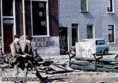 photos of belfast riots | Hometowns / Northern Ireland / Belfast