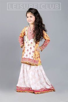 Kids pakistani kids fashion