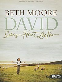 Best Bible Study yet! Much to learn from David: Seeking a Heart Like His - Member Book (Updated Edition)