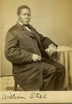 William Still father of The Under Ground railroad