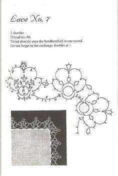 Gallery.ru / Foto # 4 - Tatted_Handkerchiefs - Mula