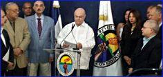 """Hipolito Mejia llama a no participar Convención """"amaña """" Miguel Vargas"""