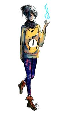 Fem! Bill Cipher