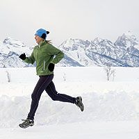 Winter Weather Exercise Tips