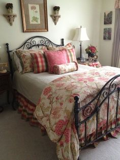 French Country Bedroom Decorating Ideas Small Kids Room .