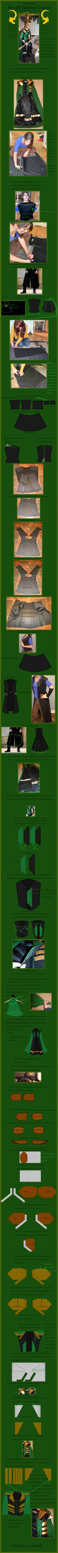 My LOKI Costume Tutorial: Coat/ Cape by The-Lighted-Soul.deviantart.com on @deviantART
