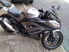 Moto Kawasaki Ninja 300 2014 por R$ 14000 - Motonline