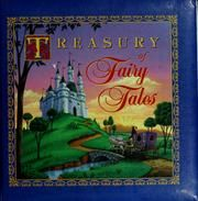 """The cover of my book """"A Treasury of Fairy Tales"""" that my parents read to me every night."""
