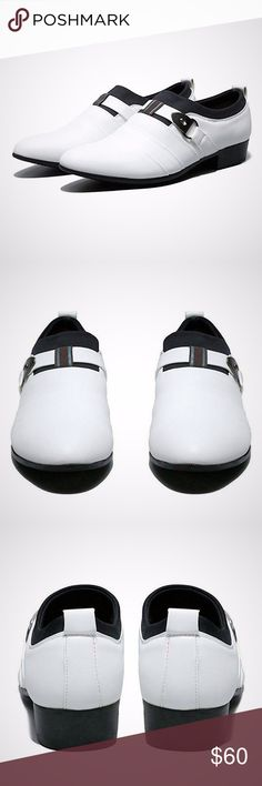 "Mens ""Cole"" Casual Slip On Oxford Shoes NEW Mens ""Cole"" Casual Slip On Oxford Shoes By Moda Shoe Box  These Casual and Comfortable Loafers are perfect for Work, Casual, Party, and Daily Wear!  Features: Vegan Leather Manmade Lining Buckle Design Cushioned Footbed  Size Tip: If you have wide feet please size up!  Like us on Facebook @ModaByBoutique Moda Boutique SF Moda Shoe Box Shoes Loafers & Slip-Ons"