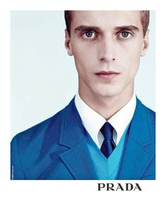 Prada Spring 2011 Campaign | Clement Chabernaud by Willy Vanderperre