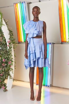 Milly Spring 2018 Ready-to-Wear  Fashion Show Collection