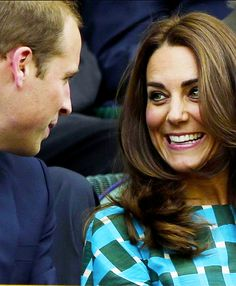 7/6/14 Kate and William at the All England Lawn Tennis Championships in Wimbledon.