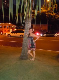 Oahu, Hawaii (Kalakaua Blvd)