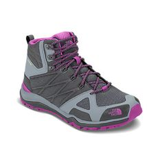 The North Face Women's Ultra Fastpack II Mid Gore-TEX Hiking Shoes