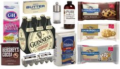 The Lovely Side: Guinness Extra Stout Brownies (Warning: Decadent! Brownie Recipes, Snack Recipes, Snacks, Baking With Beer, Mini Chips, Cookie Brownie Bars, Guinness, Pop Tarts, Brownies
