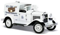 Danbury Mint 1931 Ford Good Humor Ice Cream Truck diecast car