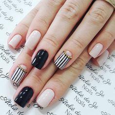 WEBSTA @ jehhdossantoss - Unha linda.#ateliedaje #unhasdivas #agenteama #perfeita #nailslove #decoradasamao #artnails #amamos #vempraca ❤❤❤