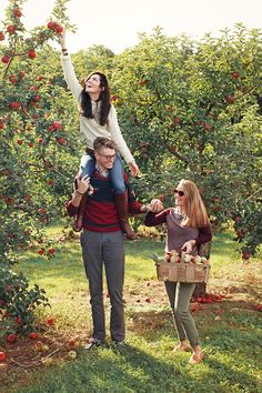 Tis' the Season for apple Picking! Apple Orchard Photography, Autumn Photography, Couple Photography, Photography Poses, Fall Pictures, Fall Photos, Fall Pics, Senior Pictures, Apple Picture