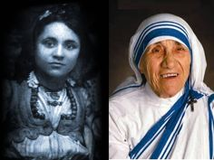 """Mother Teresa of Calcuta 1910-1997 """"The most terrible poverty is loneliness and the feeling of being unloved"""" """"I know God will not give me anything I can't handle. I just wish He didn't trust me so much """"""""We need to find God, and he cannot be found in noise and restlessness. God is the friend of silence. See how nature - trees, flowers, grass- grows in silence; see the stars, the moon and the sun, how they move in silence. We need silence to be able to touch souls."""" From EWTN & Brainy Quotes"""