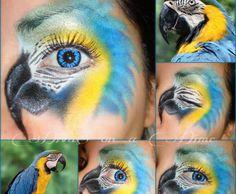 maquillaje artistico