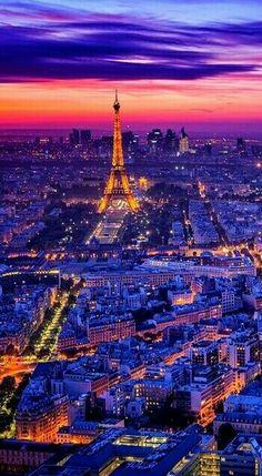 París en realidad es muy bello