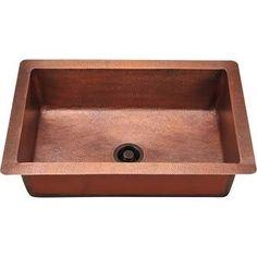 copper sink - Google Search
