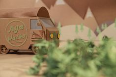Wooden Toys, Paper Art, Car, Automobile, Wood Toys, Woodworking Toys, Vehicles, Cars