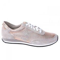 Grüner Online Shop: Michael Kors Sneaker in Rosé