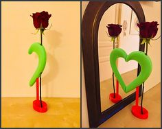 Fusion 360, Pink Flowers, Bookends, Reflection, 3d Printing, Mirror, Instagram Posts, Diy, Design