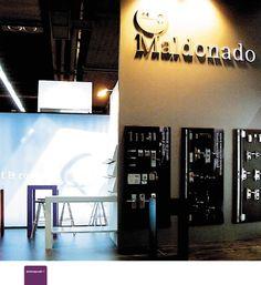 Maldonado - Stand Construmat (Barcelona) (colaboración con Marc Guitart)