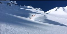 August powder shots make New Zealand the place to be for heliskiing right now!