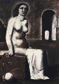 Mario Sironi - Figura classica, 1936-38