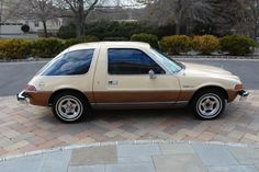 1979 AMC Pacer Limited Hatchback-- whatever.. Look at it ... I remember it being awesome when I was young!