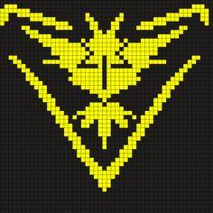 Pokemon_Team_Instinct by XXxemo_angelxXx on Kandi Patterns