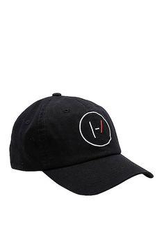 Hot Topic : Twenty One Pilots Logo Dad Cap
