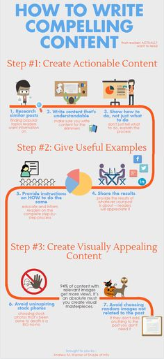 Check out this infographic to see how to create  web content that blows everything else out of the water, gets more traffic that converts into leads — and eventually sales.