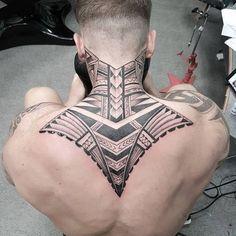 Ideas for tattoo sleeve designs awesome Best Neck Tattoos, Bad Tattoos, Trendy Tattoos, Body Art Tattoos, Tatoos, Buddha Tattoos, Hawaiian Tribal Tattoos, Samoan Tribal Tattoos, Tattoo Maori