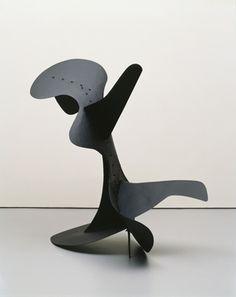 Calder - Devil Fish, 1937 Sheet metal, bolts, and paint Calder Foundation, NY A00507.1