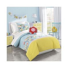Frank and Lulu Happy Valley Comforter Set/mini Set/twin S... http://www.amazon.com/dp/B00XC01FA4/ref=cm_sw_r_pi_dp_8Yptxb0ATBGJ6