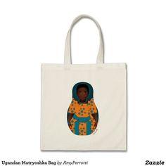 Ugandan Matryoshka Bag