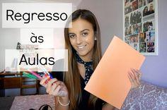 O que levo na minha mala para a Universidade | Ana Cunha