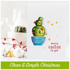 Clean & Simple Christmas - quick and easy Christmas projects that still pack a punch. For more please click on the following link: http://limedoodledesign.com/2015/09/clean-and-simple-christmas/