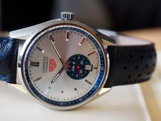 Hands on: Heuer Carrera Calibre 6 Chronometer | The Home of TAG Heuer Collectors