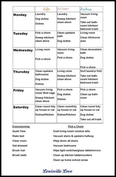 Chore Chart for Teens Inspirational Chore Chart for Kids Teen Reward Chart Responsibility – Business Template Example Teen Chore Chart, Family Chore Charts, Adult Chore Chart, Parenting Teens, Parenting Hacks, Parenting Styles, Step Parenting, Chore Rewards, Rewards Chart