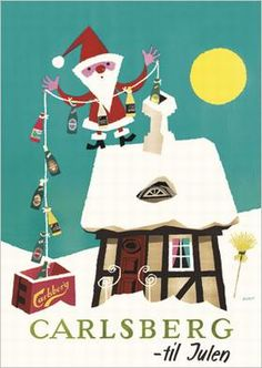 Carlsberg - Til Julen - (Ib Antoni) -