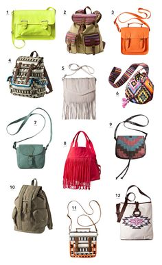 Festival fashion demands a handsfree bag. Which would you wear? #Coachella #TargetStyle